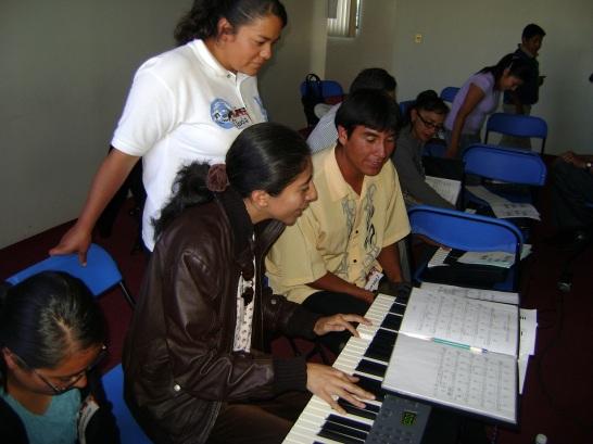 Seminario de Adoradores 2011 35